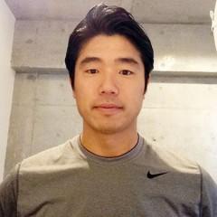 伊藤久さん(上田桃子選手のパーソナルトレーナー)